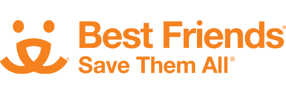 The Best Friends Society has one of the best nonprofit logos.