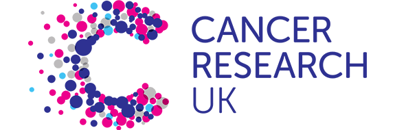 Cancer Research UK has one of the best nonprofit logos.