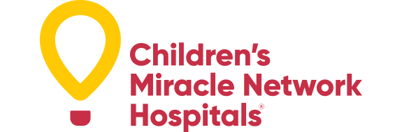 The Children's Miracle Network Hospitals has one of the best nonprofit logos.