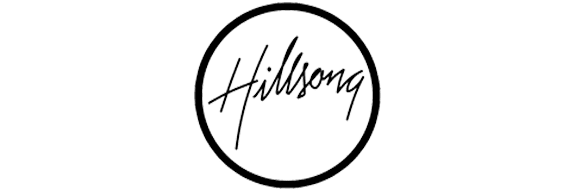 Hillsong has one of the best nonprofit logos.