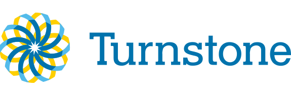 Turnstone has one of the best nonprofit logos.